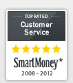 Top-rated Customer Service & Tools